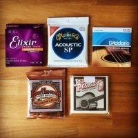 Acoustic Strings